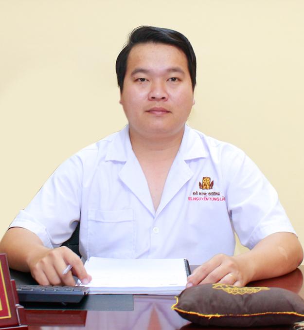Bác sĩ Nguyễn Tùng Lâm