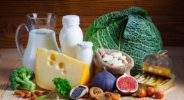 Phồng đĩa đệm nên ăn thực phẩm chứa nhiều canxi