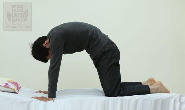 Bài tập hỗ trợ điều trị thoát vị đĩa đệm cột sống lưng