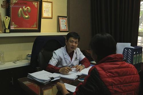 chị Nguyễn Thu Hà ( 40 tuổi, TP Bắc Ninh)