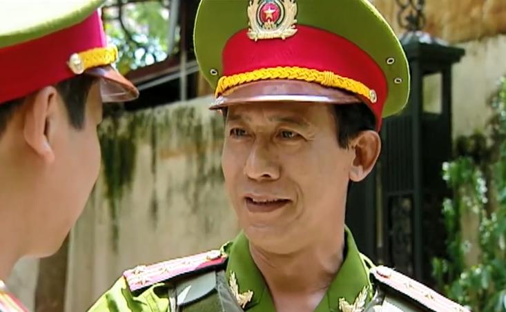 Nghệ sĩ Văn Báu - người chiến sĩ công an nhân dân màn ảnh Việt